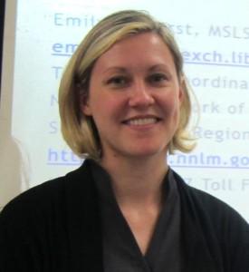 Emily Hurst